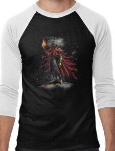Epic Vincent Valentine Portrait Men's Baseball ¾ T-Shirt