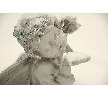 Snow Angel Photographic Print