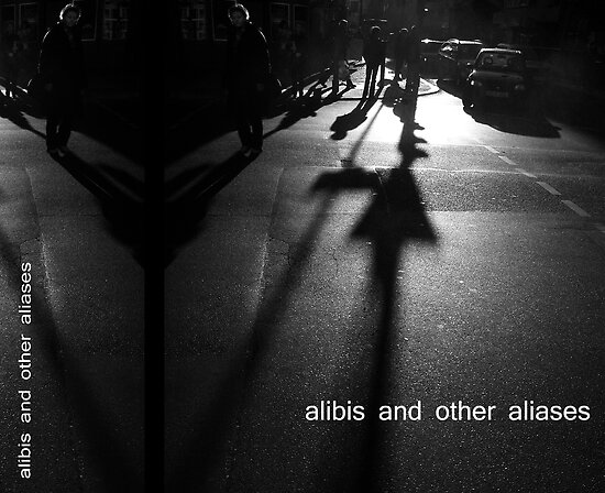 alibis &amp; other aliases by ragman
