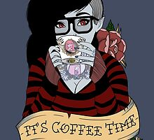 It's Coffee Time (Marceline) by Seignemartin