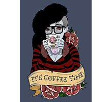 Adventure Time - It's Coffee Time (Marceline) Photographic Print