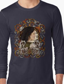 The Mother of Time Travel Long Sleeve T-Shirt