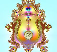 Fractal Mantle Clock by LjMaxx