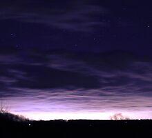Balmy Winter Night Sky by LavenderMoon