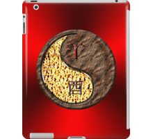 Aries & Rooster Yin Earth iPad Case/Skin