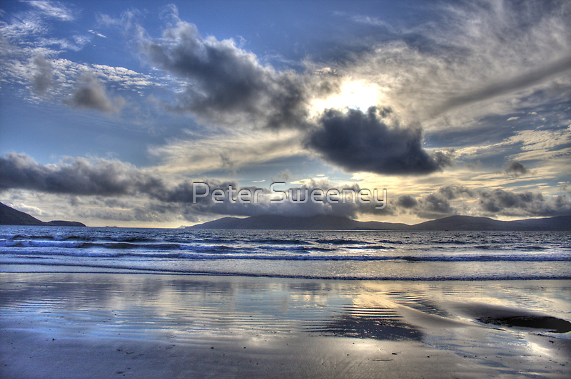 Waterville Bay HDR by Peter Sweeney