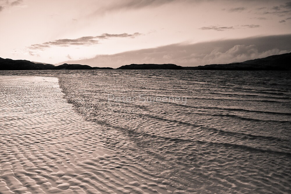 Derrynane - 'Tidal Texture' by Peter Sweeney