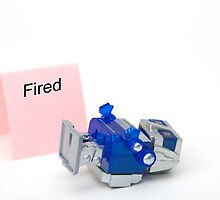 Robot has been fired! by Linda Matlow