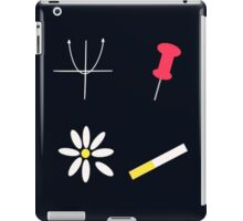 John Green Symbols iPad Case/Skin