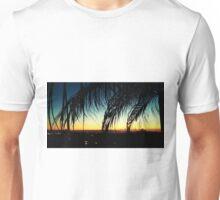 Palm Tree Sunset  Unisex T-Shirt