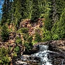 """Gooseberry Falls"" by raberry"
