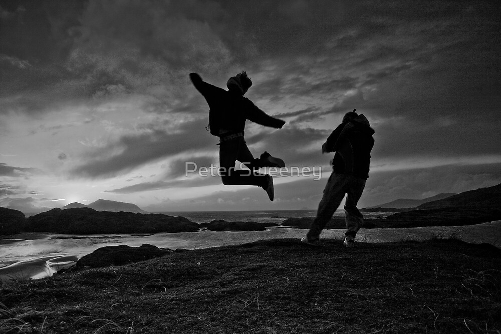Derrynane - 'Entering the Twilight Zone' by Peter Sweeney