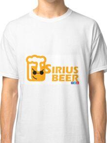 Sirius Beer! Classic T-Shirt