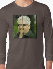 Guy Fieri Long Sleeve T-Shirt