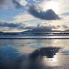 Waterville Bay by Peter Sweeney