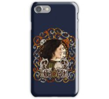The Mother of Time Travel iPhone Case/Skin