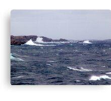October Storm (1) Canvas Print