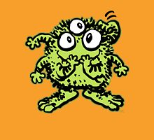 Cute Cartoon Green Monster by Cheerful Madness!! T-Shirt