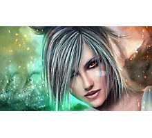 Beautiful work about riven Photographic Print