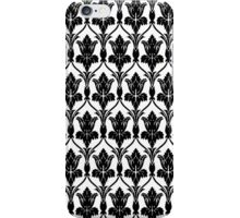 221b sherlock wallpaper iPhone Case/Skin