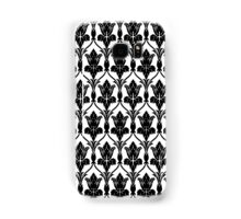 221b sherlock wallpaper Samsung Galaxy Case/Skin