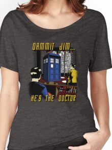 Dammit Jim Women's Relaxed Fit T-Shirt
