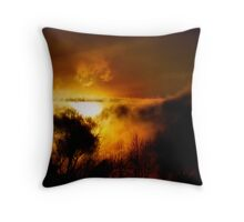 A Sunset To Remember 2 Throw Pillow