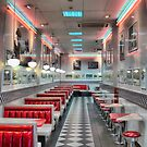 Hungry Jacks in New Zealand's Neon   by Larry Lingard-Davis