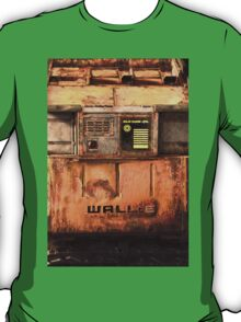 Waste Allocation Load Lifter – Earth Class (WALL E) T-Shirt