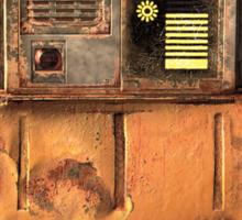 Waste Allocation Load Lifter – Earth Class (WALL E) Sticker