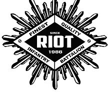 Riot by Ashley Evans
