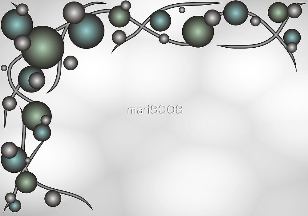 3d balls   by mari8008