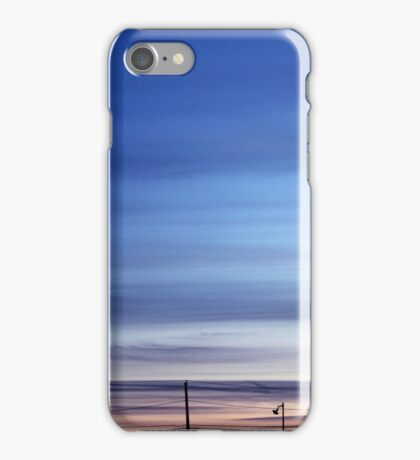Evening Sky | Rocky Point, New York  iPhone Case/Skin