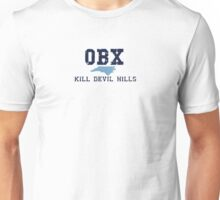 Kill Devil Hills - OBX. Unisex T-Shirt