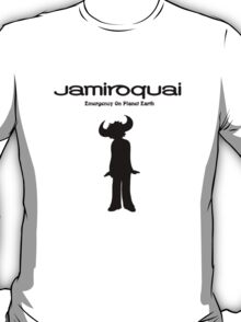 Jamiroquai Emergency On Planet Earth T-Shirt