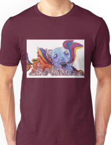 The Sea of Air (Portugal. The Man Inspired Art) Unisex T-Shirt