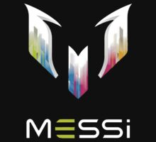 Messi by Vernacular21