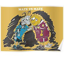 State vs State,Mate vs Mate  Poster