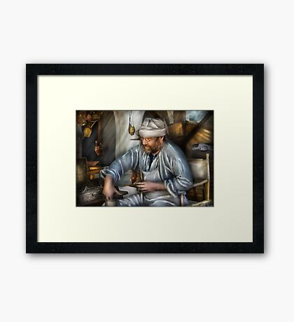 The Potter Framed Print