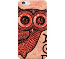 Athena's Owl iPhone Case/Skin