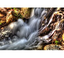 Indian Canyons 05: Andreas Creek Photographic Print