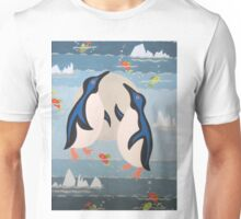 Penguin Pair Unisex T-Shirt