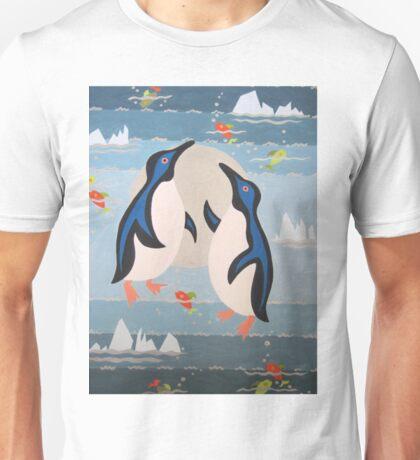 Penguin Pair Unisex T-Shirt
