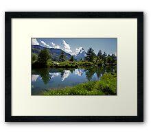 Matterhorn Reflections Framed Print