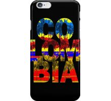 Colombia Palms iPhone Case/Skin