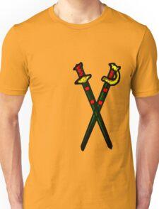 Italian Swords Unisex T-Shirt