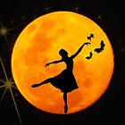 Dancing on the moon by Reena D