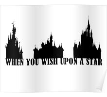 When You Wish Upon A Star Poster