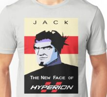 The New Face of Hyperion Unisex T-Shirt