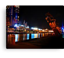 Crown Casino  Canvas Print